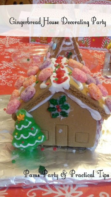 Gingerbread Houses, Christmas Party, Christmas Treats