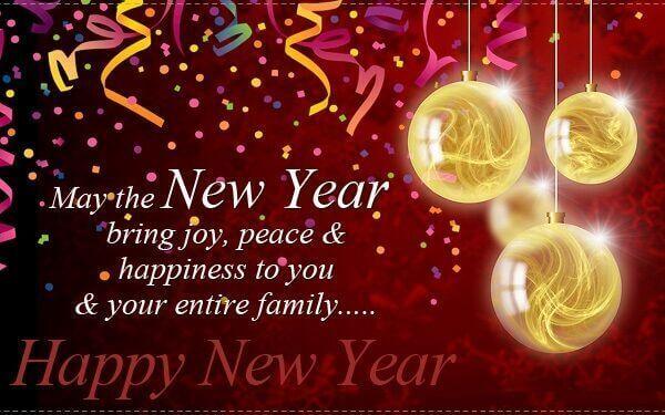 Happy New Year Family 74