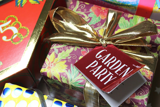 Lush Garden Party Gift Set Review