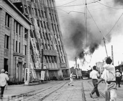 Ilustrasi : Sejarah Kelam Gempa Bumi Sulawesi di Masa Lalu