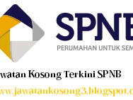 Jawatan Kosong Terkini SPNB 05 November 2016