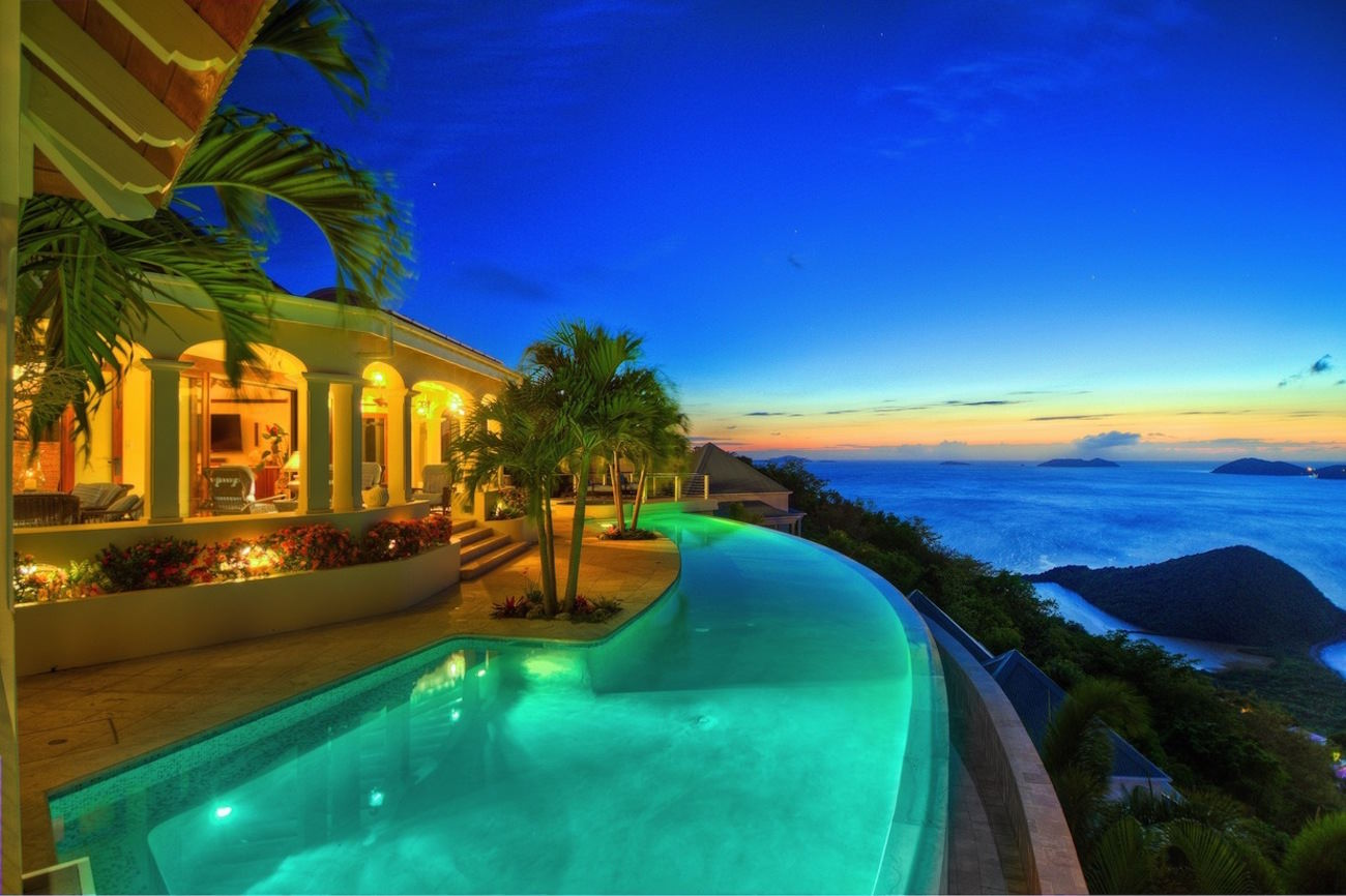 Passion For Luxury Celestial House Tortola British Virgin Islands