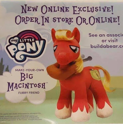 Build-A-Bear Big Mac Plushie