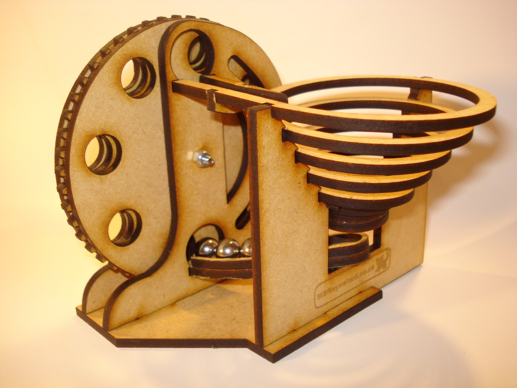 Project #7 Marble Machine #1