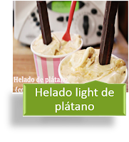 HELADO LIGHT DE PLÁTANO