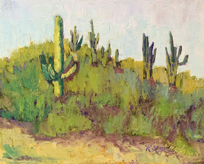 http://www.dailypaintworks.com/fineart/roxanne-steed/saguaro-forest/480945
