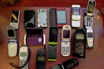 17 Laba Hp Jadul Yang Tidak Dimiliki Smartphone