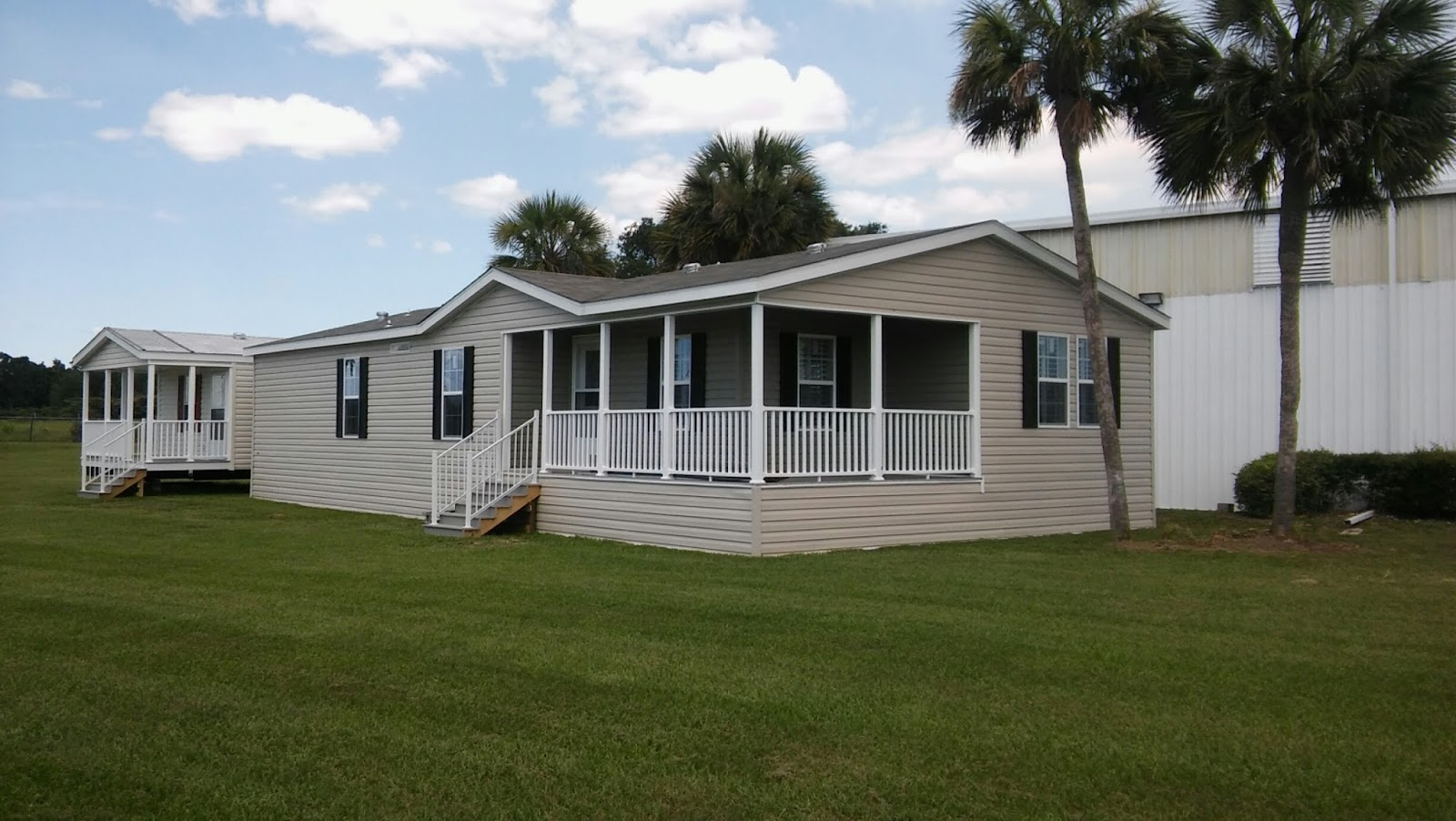 Prestige home centers manufactured homes mobile homes for Modular homes with wrap around porch