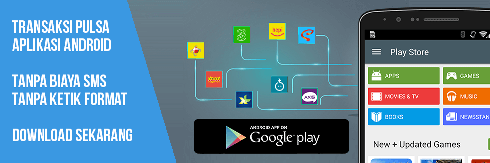 Download Aplikasi Android Niki Reload Server Pulsa Elektrik Online Termurah Jakarta Bandung Semarang Surabaya
