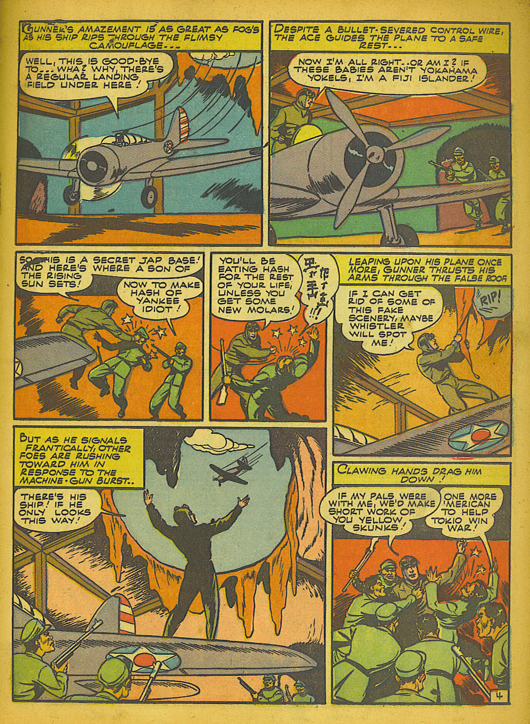 Read online Action Comics (1938) comic -  Issue #51 - 36