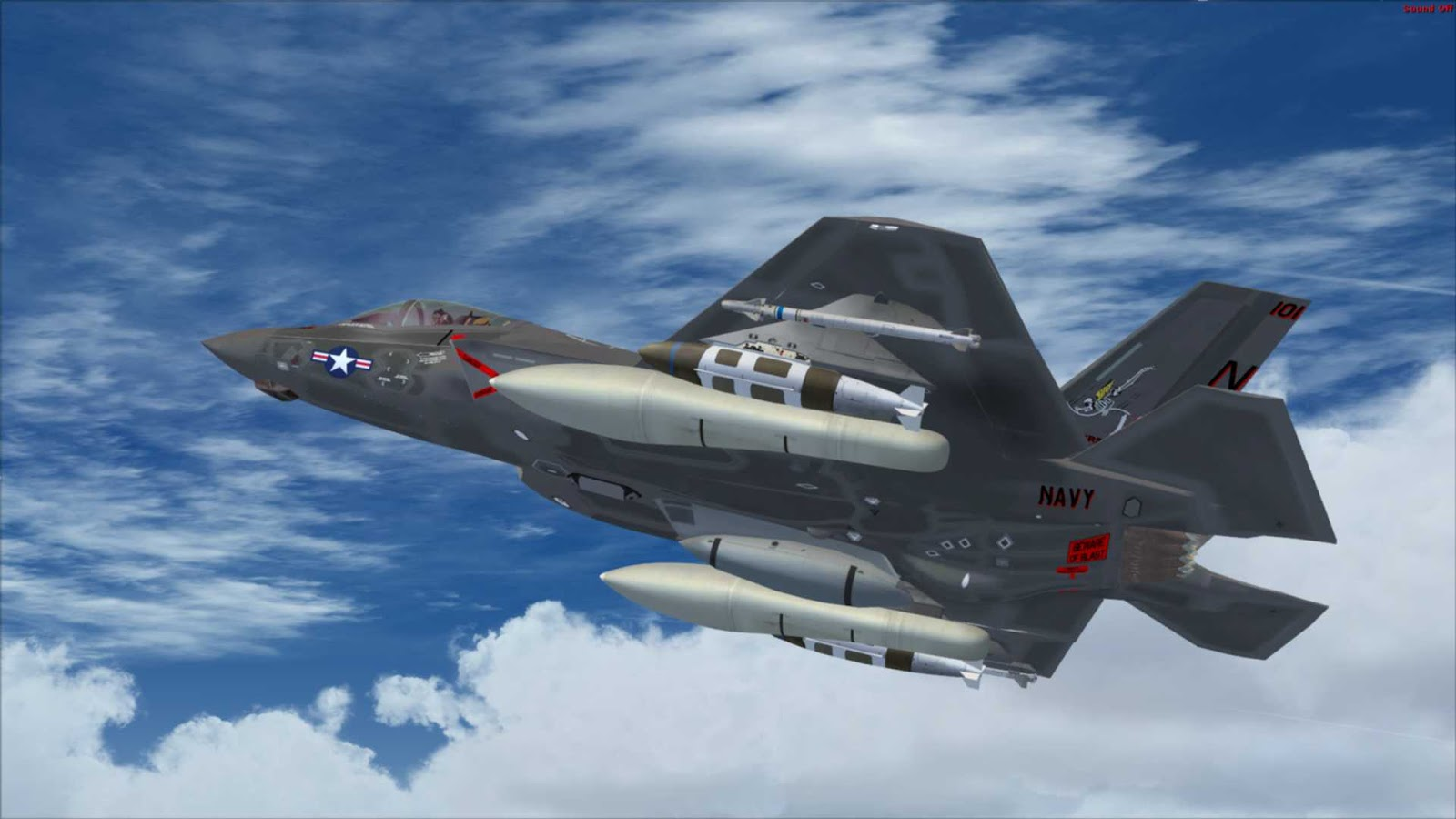 indiafoxtecho visual simulations f 35 lightning ii updated to version screenshots over. Black Bedroom Furniture Sets. Home Design Ideas