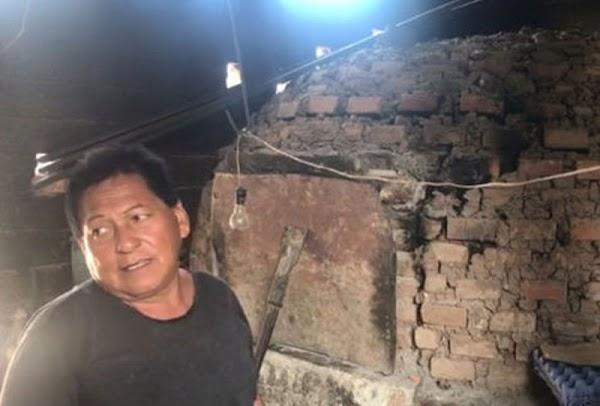 La ayuda del gobierno no llegó, con ayuda de la población reconstruí mi horno: Panadero de Juchitán