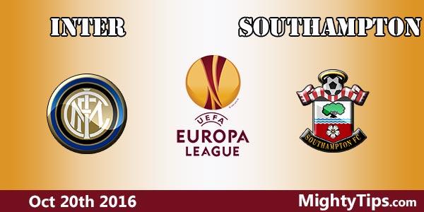 Inter Milan VS Southampton Live HD