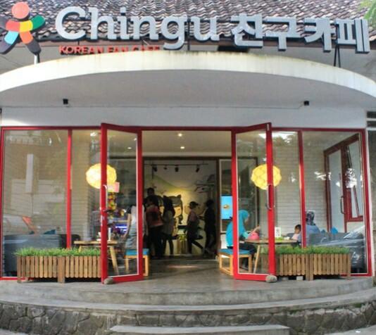 Chingu Cafe Bandung