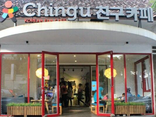 [Food Destination] Chingu Cafe Bandung