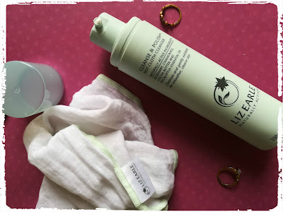 Review liz earle hot cloth cleanser reseña