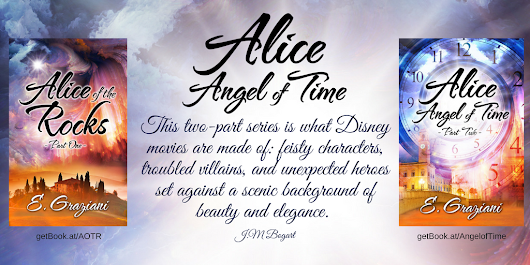 Alice-Angel of Time by E. Graziani: Editor's Review