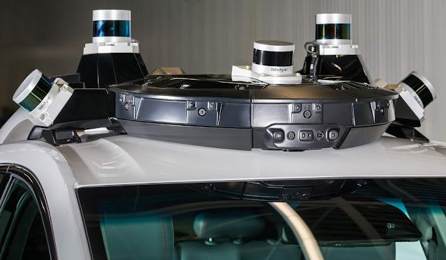 Chevrolet Cruiser AV autônomo