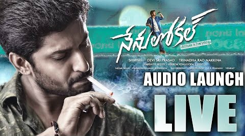 Nenu Local Movie Audio Launch Live Event