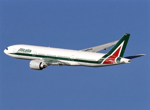 boeing 777-200er alitalia