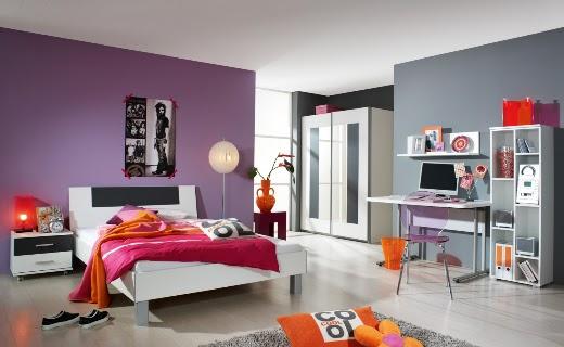 Colores Para Pintar Un Dormitorio De Mujer With Colores Para Pintar - Combinacion-colores-habitacion