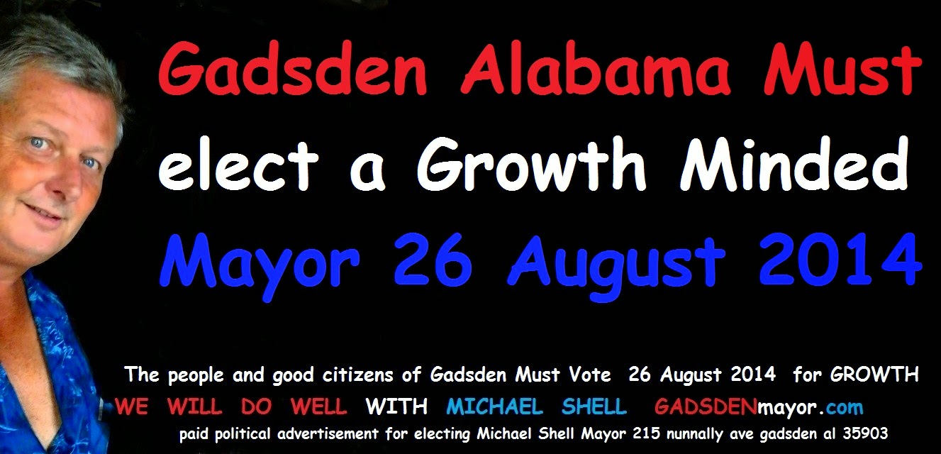 Gadsden Mayor News