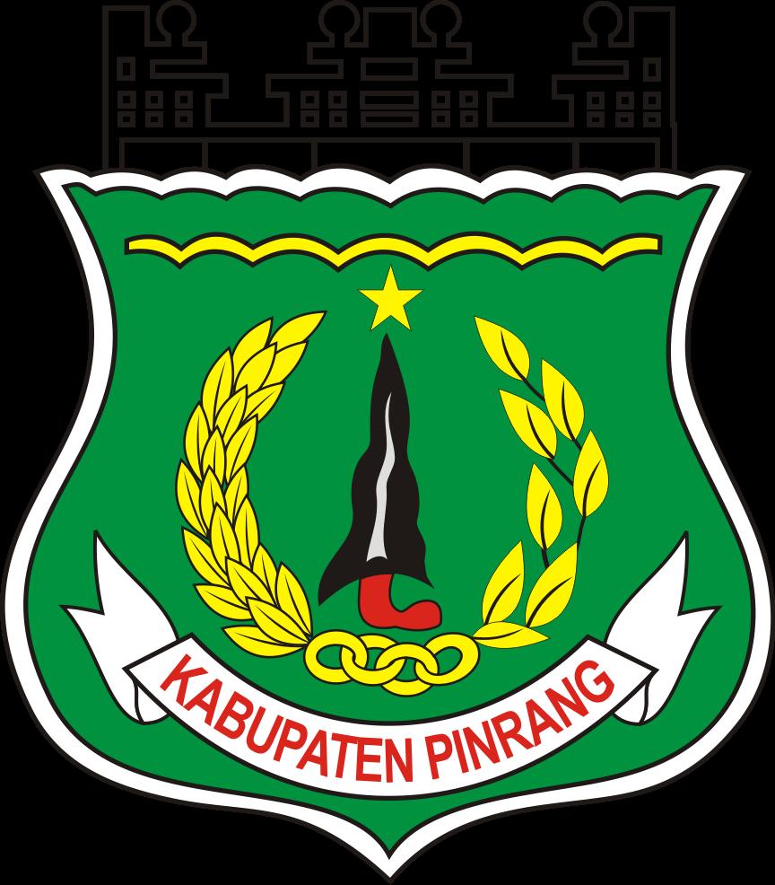 Logo Kabupaten Pinrang Kumpulan Logo Lambang Indonesia