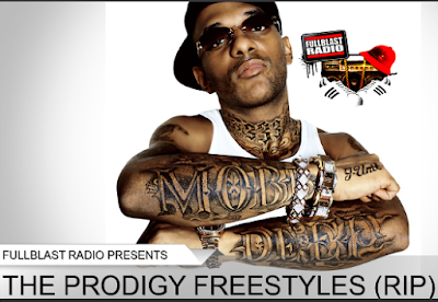 THE PRODIGY FREESTYLES (MOBB DEEP)