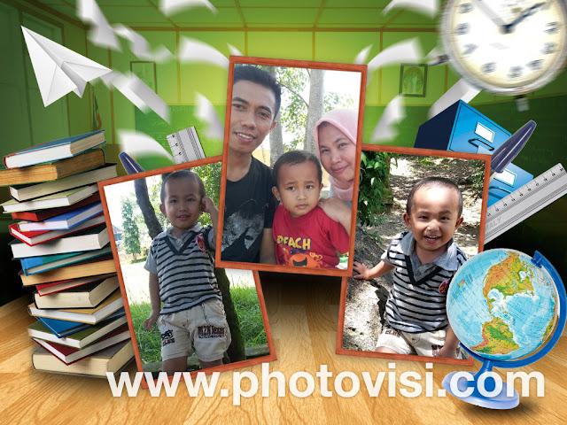 Foto Hafizh 3 Tahun