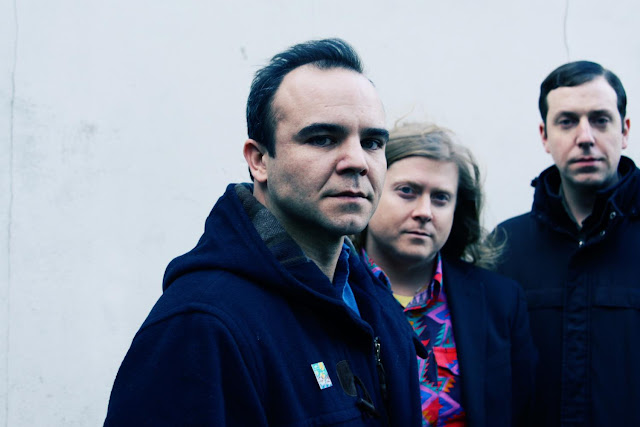 Future Islands confirmados para o NOS Alive'18