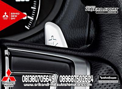 Memudahkan pengemudi dalam memindahkan gigi transmisi secara manual saat berkendara tanpa haru melepas kemudi.
