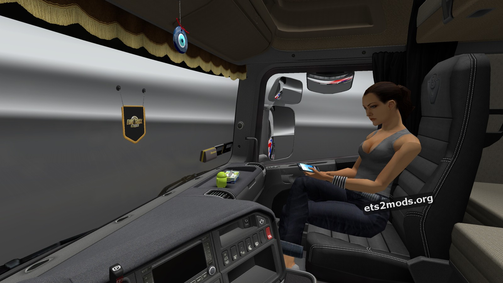 Seat Skins For Trucks >> SiSL's Mega Accessory Pack - Girls & Star Wars characters ...