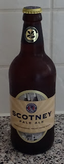 Scotney gluten free Pale Ale by the Westerham Brewery Co