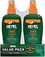 Repel Insect Repellent for Sportsmen
