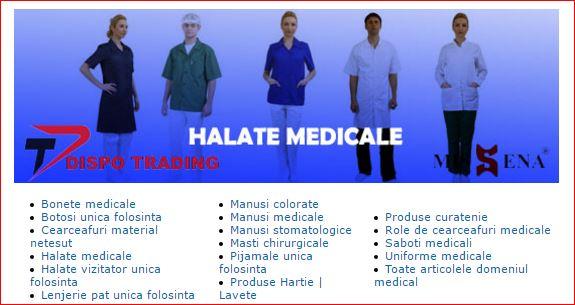Dispotrading - echipamente protectie medicala