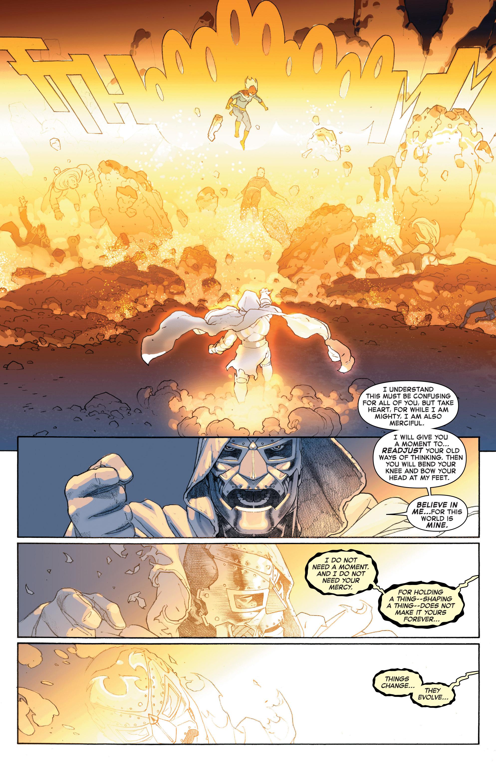 Read online Secret Wars comic -  Issue #4 - 27
