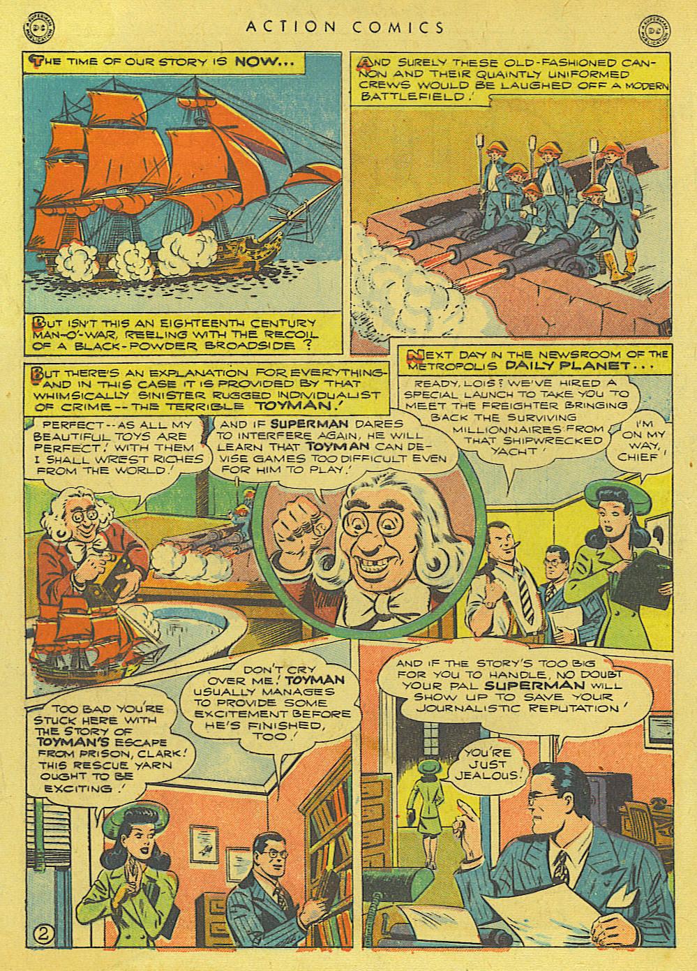 Action Comics (1938) 85 Page 3
