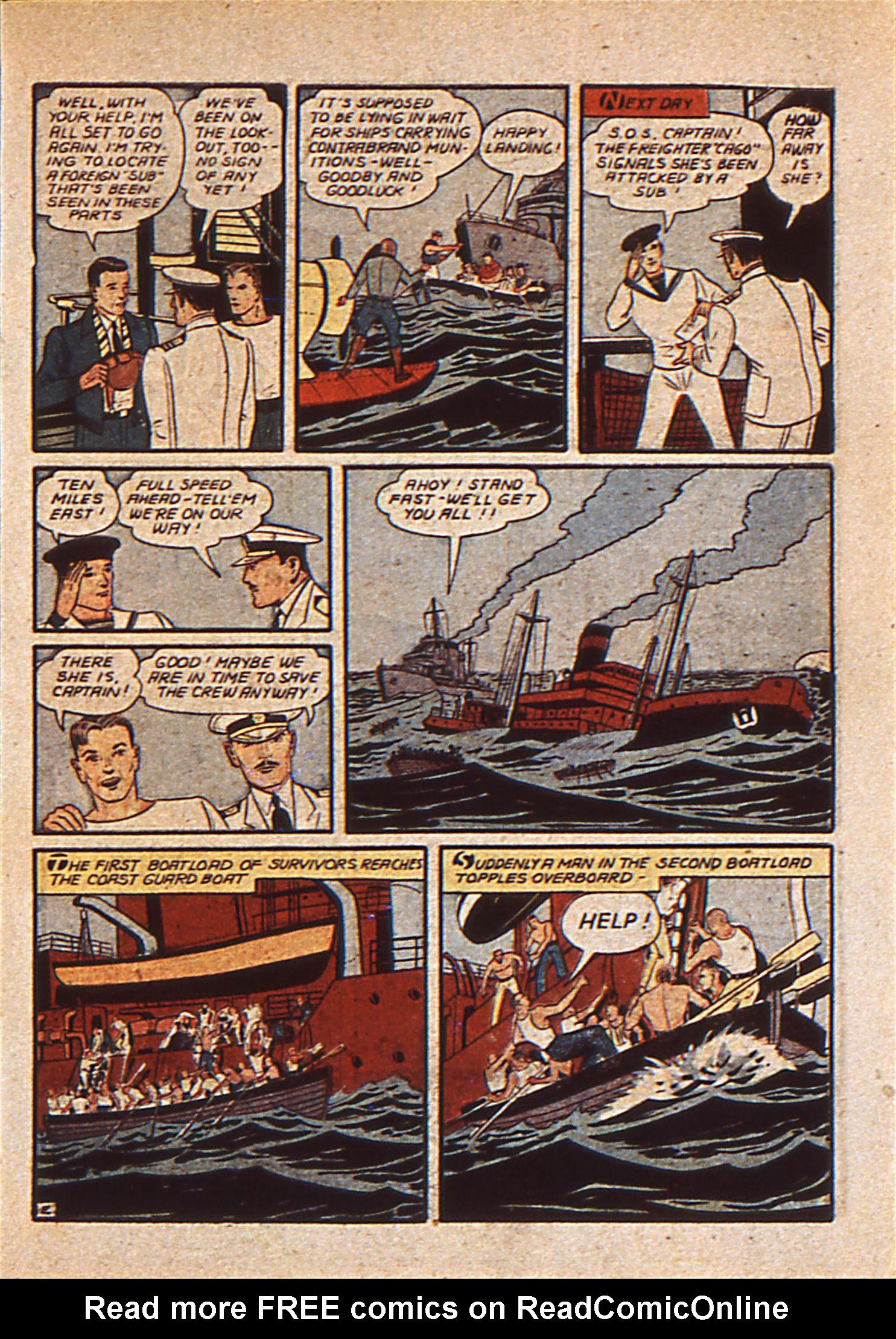 Action Comics (1938) 25 Page 19