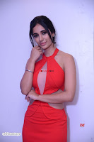 Alankrita new actress in Red Deep Neck Gown Stunning Pics ~  Exclusive Galleries 024.jpg