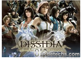 Download Dissidia Final Fantasy For PPSSPP
