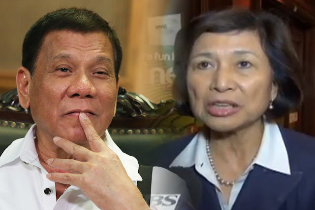 "Loida Lewis, Inutusan Uli Si P. Duterte: ""Mag-resign Ka Na, Ngayon Din!"""