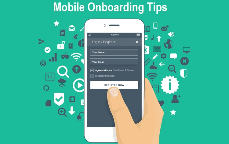 Mobile Onboarding Tips