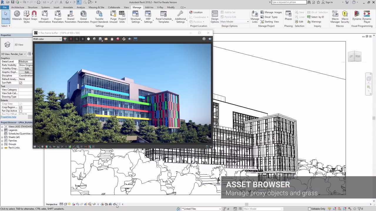 V-Ray 3 6 for Revit Out Now! - Plugins Reviews and Download free for