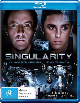 Singularity [2017] [BD25] [Latino]