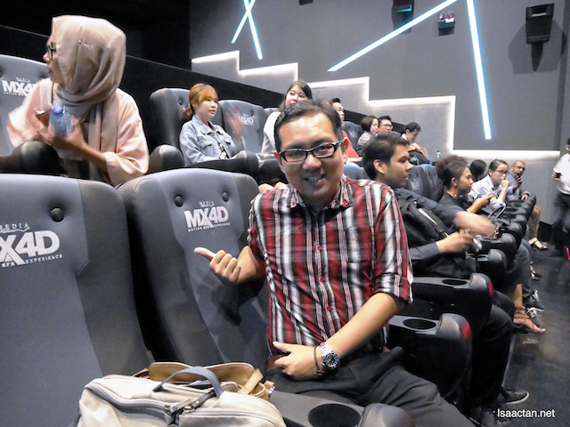MBO Cinemas @ Starling Mall With MBO Kecil, MBO Big Screen, MBO Premier & MX4D