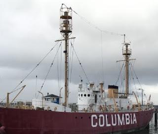 columbia lightship