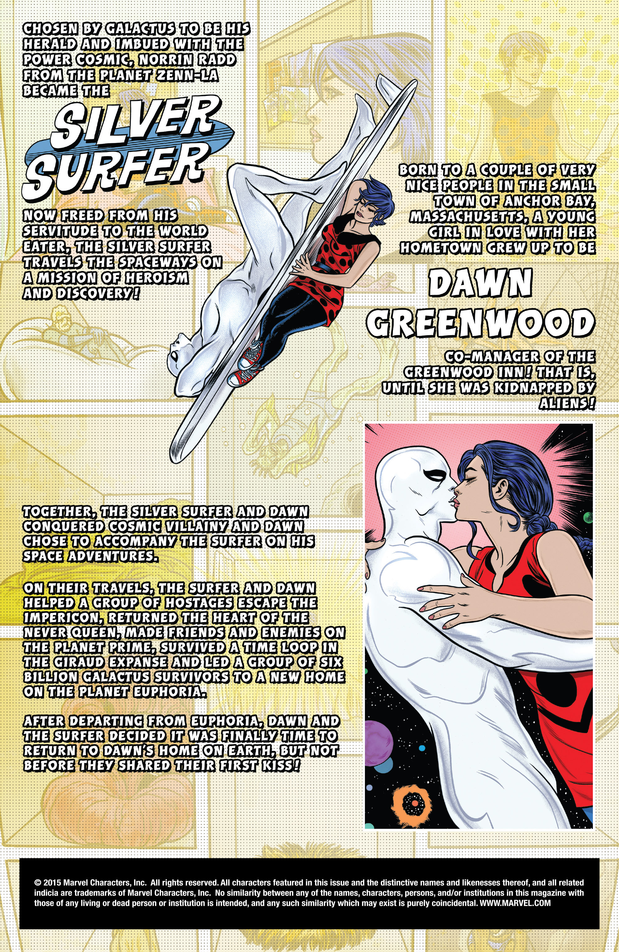Read online Silver Surfer (2014) comic -  Issue #13 - 2