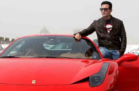 Saif Ali Khan Car Collection Luxury Cars