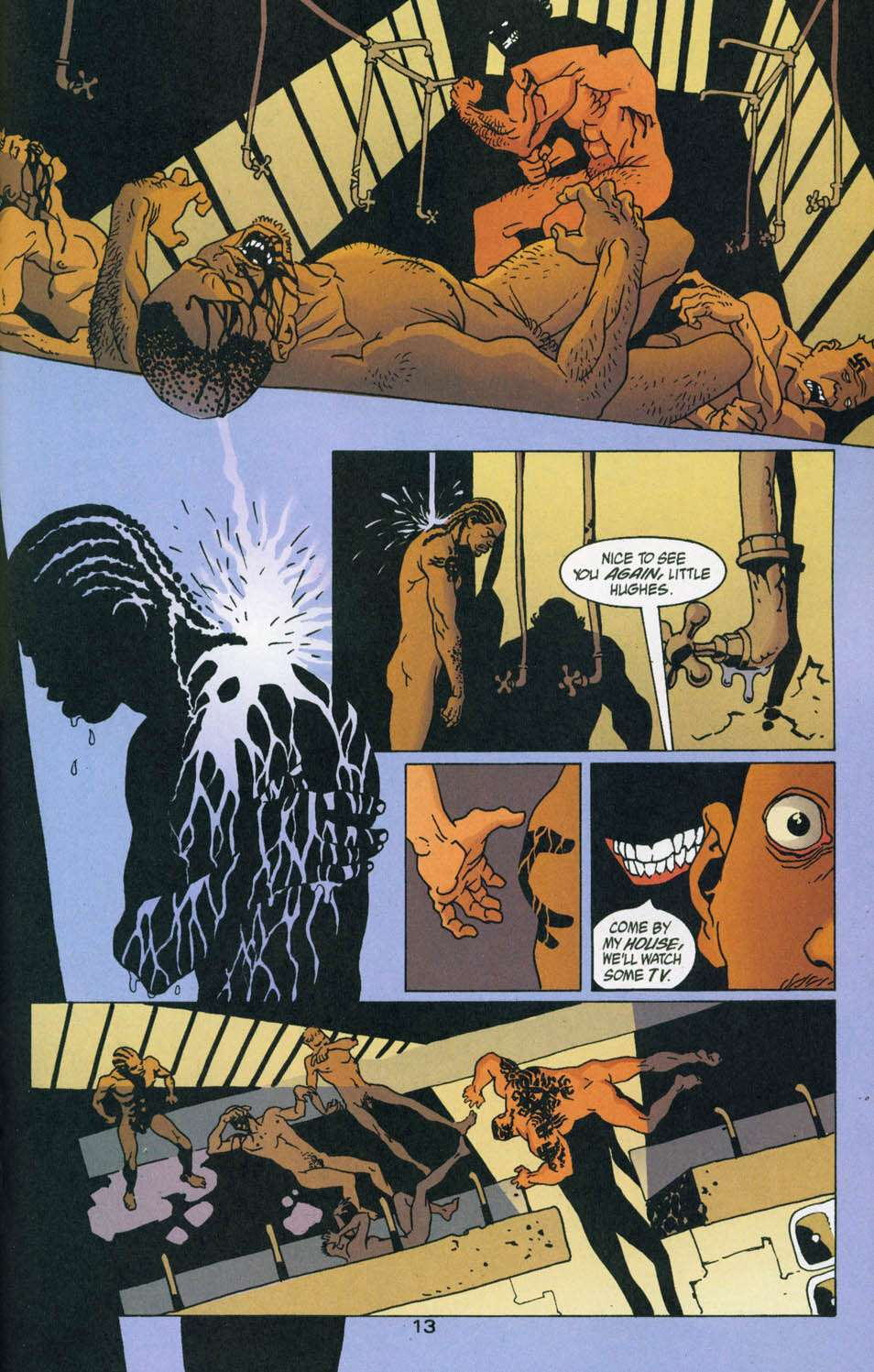 Read online 100 Bullets comic -  Issue #44 - 14