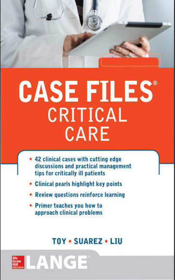 Case Files Critical Care [PDF]